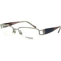 Armação Para Óculos De Grau Vogue Vo 3855l Feminina Original
