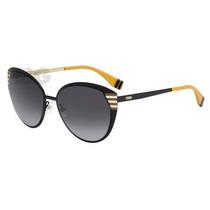 Óculos Feminino Fendi Ff0017/s 7rm/9o Designer Caliber