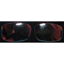 Lentes Clear Vermelha P\ Óculos Oakl. X-squared