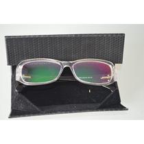 Óculos P/ Grau Titanium Resistente Moderno Unissex