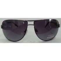 Óculos De Sol Aviador Lente Degradê Uv 100% Frete Grátis