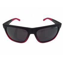 Óculos De Sol Arnette Vermelho 100% Original