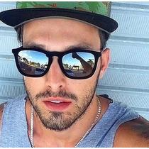 Óculos De Sol Chris Veludo - Rb4187 + Case E Flanela Grátis