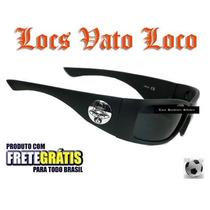 Óculos De Sol Locs Hardcore Shades -chicano-gangsta-hip Hop