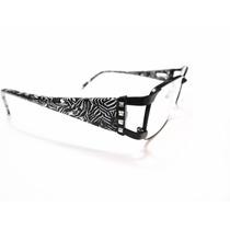 Armação De Óculos De Grau Feminina Madame Strass Fashion !!