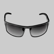 Óculos Triton Al188 - Aluminum Preto Fosco - Uva/uvb