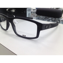 Oculos Receituario P/grau Oakley Panel Ox3153-0153 Black