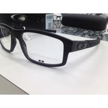 Oculos Receituario P/grau Oakley Panel Ox3153-0153 Black