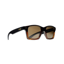 Oculos Evoke Trigger Black Turtle Gold Brown Total