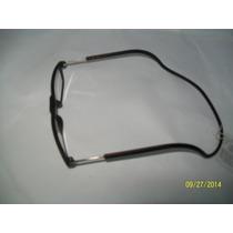 Armação Cric Preta P/oculos De Grau C/ima Csy