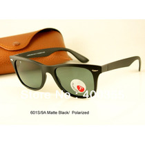 Óculos De Sol Rayban Wayfarer Lite Force 4195 + Case Marrom
