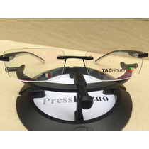 Oculos Tag Th Grau Masculino Preto Lente Sob Medida
