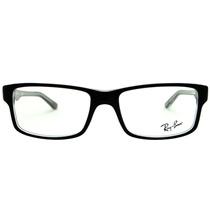 Ray Ban Rb 5245 2034 Armação Para Óculos De Grau Masculina