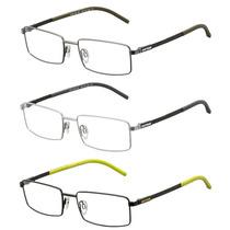 Armação Para Oculos De Grau Mormaii Mo1679 Fibra De Carbono