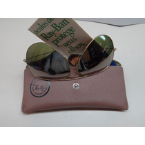 Oculos De Sol Rayban Made In Usa. Vintage Modelo Outdoorsman