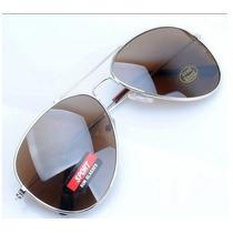 Óculos De Sol Aviador Estilo Rb Uv100 Pacote C/05 Unidades