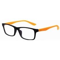 Armação De Óculos De Grau Emborrachado Lançamento Com Brinde