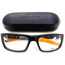 Armação Óculos De Grau Muffler Varias Cores
