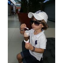 Oculos De Sol Infantil Unissex Lindo (menina E Menino) Uv400