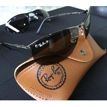 Oculos Ray Ban 3187 Lente Polarizada Entireflexo Entrego