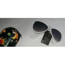Oculos De Sol Aviador Menino Menina Unissex Proteção Uv400