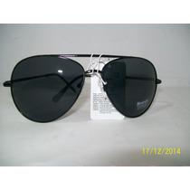 Aviador Oculos Protetor Solar Todo Preto Promoçao Virada