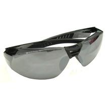 Óculos Segurança Cayman Sport Cinza Espelhado - Carbografite