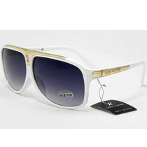 Óculos Louis Vuitton Evidence Millionaire / Branco