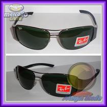 Óculos 3320 Grafite Lentes Escuras