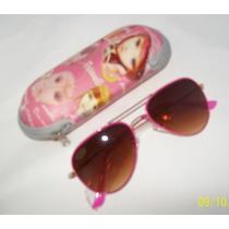 2 Pç Rosa Oculos Aviador Kids Infantil Crianças