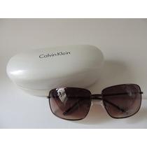 Óculos De Sol Calvin Klein R333 S - Frete Grátis (bv 3)