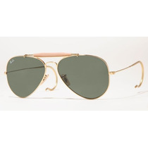 Ray Ban Aviador Outdoorsman L0216