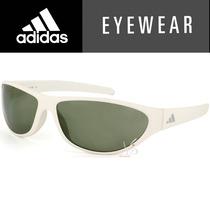 Óculos De Sol Adidas Branco Made In Austria Importado