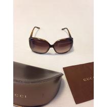 Óculos Gucci Mod. Gg 3500/s Semi Novo Pag Em 12x S/juros