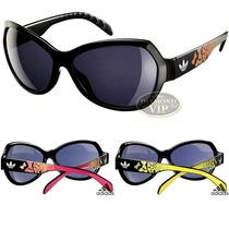Óculos De Sol Adidas Feminino Preto Made In Austria Original