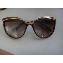 Óculos Modelo-estilo Gatinho Oncinha Uv 400