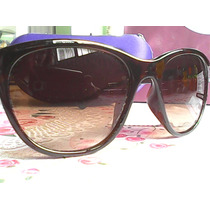 Óculos De Sol Original Blueberry Vintage Lindo