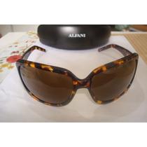 Óculos De Sol Alfani Original Usado Com Case