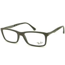 Armação Para Óculos De Grau Ray Ban Rb 7040l Retrô Masculino
