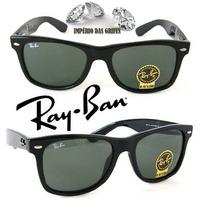 Rayban Wayfarer Classico Preto Rb2140 Frete Grátis