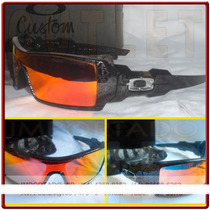 Oakley Oil Rig Custom Lente Ruby Limited Edtion Importadovip