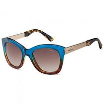Óculos Sol Colcci Jolie 503895234 Feminino Azul - Refinado