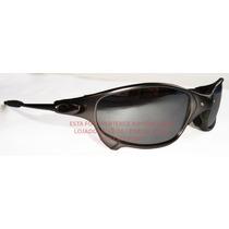 Oculos Juliete Carbon Lente Liquid Metal Polarizada Uvuva400