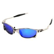 Oakley Oculos Juliet - Lente Blue Polarizado + Brinde