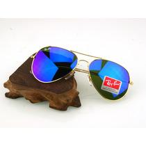 Óculos Ray Ban Aviador Colors Original Frete Grátis
