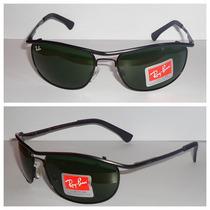 Óculos Demolidor 8012 Preto Lentes Verdes