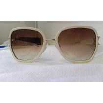 Oculos De Sol Ana Hickmann C/ Hastes Giratórias Frete Gratis