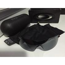 Óculos Oakley Nanowire 3.0 Polarize Com Black Iridium.
