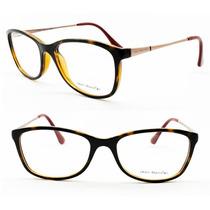 Armação Feminina P/ Óculos De Grau Jean Monnier - 3142 D328