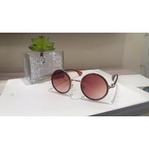 Oculos Feminino Redondo Polarizado